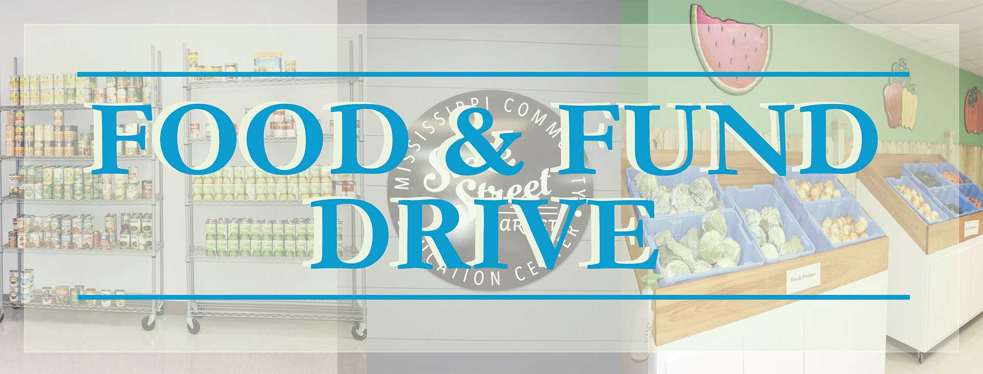 Food & Fund Drive