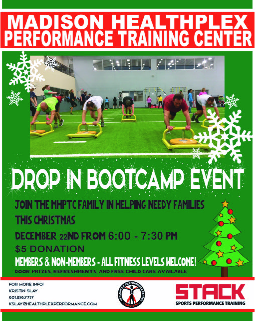 Drop-in Bootcamp