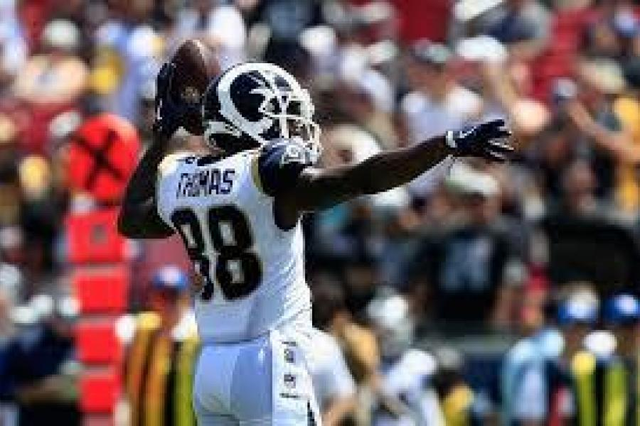 Mike Thomas - Los Angeles Rams - Southern Miss