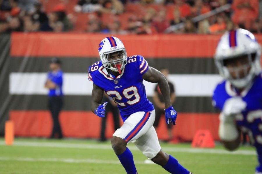Siran Neal - Buffalo Bills - Jacksonville State